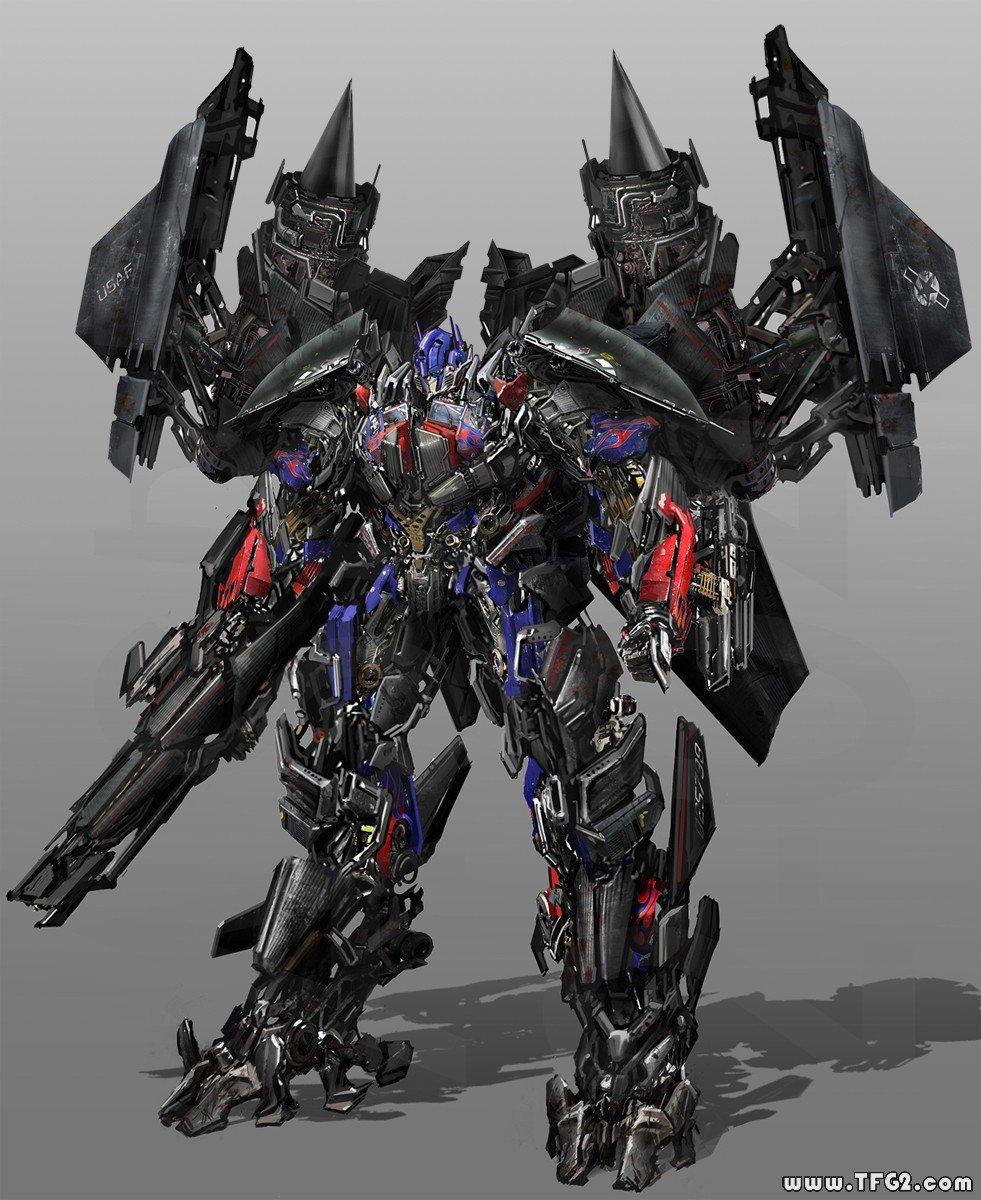 Optimus Prime Super Mode - Revenge of the Fallen