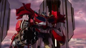 Optimus Prime - trasnpormer Prime