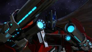 Optimus Prime - Трансформеры Prime