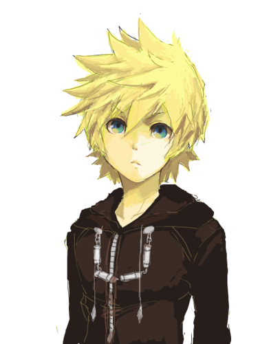 kingdom hearts fondo de pantalla probably with an outerwear called Organization XIII - Roxas