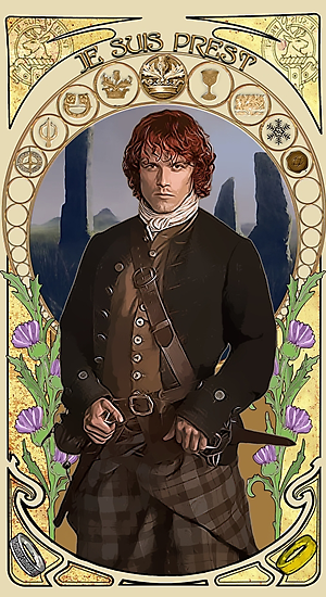 Outlander fan art