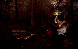 Outlaw Queen In The Forest