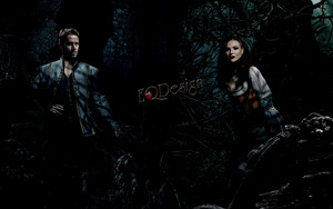 Outlaw queen Into The Woods