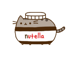 PUSHEEN NUTELLA!!!!!!!!!!!!