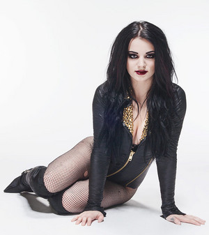 Paige Goes Glam