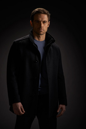 Paul Dierden Season 2 Promotional Picture