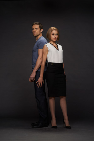 Paul Dierden and Rachel Duncan Season 2 Promotional Picture