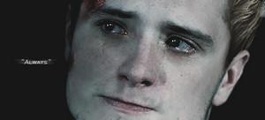 Peeta/Katniss Fanart - Mockingjay Part 2