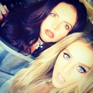 Perrie and Jesy ♥