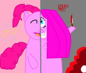 Pinkie Pie and Pinkamena
