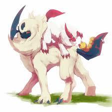 Pokemon absol