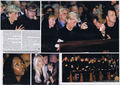 Princess Diana was pictured attending the funeral in Milan of fashion designer Gianni Versace - princess-diana photo