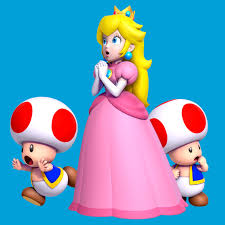Princess Peach wallpaper titled Princess Peach