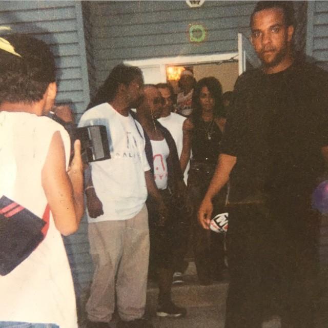 Queen Aaliyah *rare*