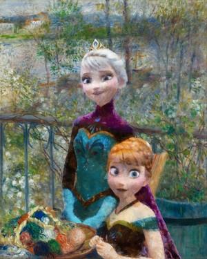 クイーン Elsa
