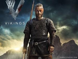 Ragnar پیپر وال
