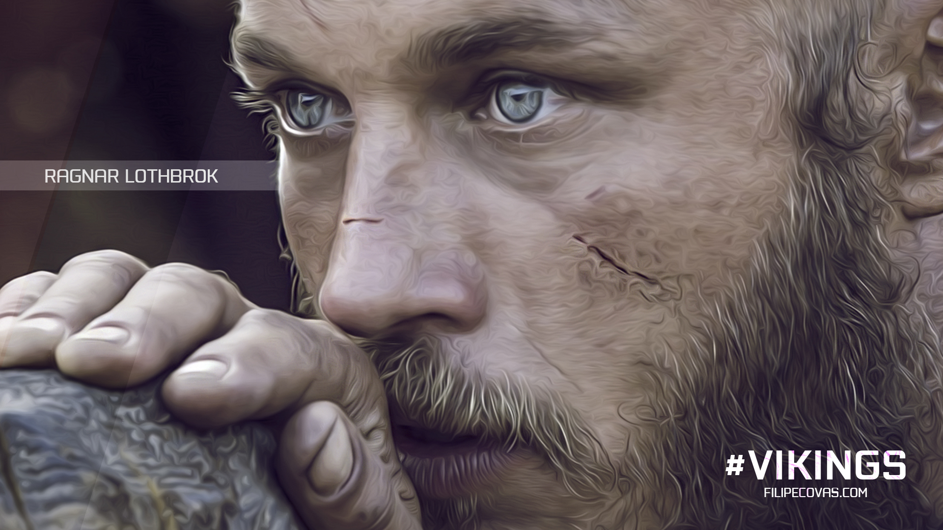 Ragnar wallpaper