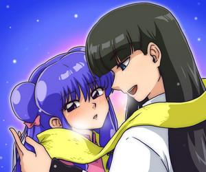Ranma 1/2 mousse and Shampoo_ ムシャ (シャンプーとムース)