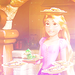 Pascal And Rapunzel - disney-princess icon