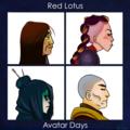 Red Lotus   - avatar-the-legend-of-korra photo