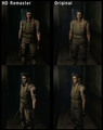 Resident Evil Remastered Comparison