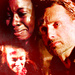 Rick, Michonne and Andrea