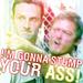 Rick and Daryl - rick-grimes icon