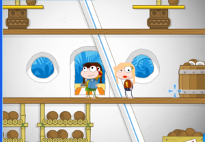 "Rikki Chadwick on Poptropica at the ""Juice Net"""