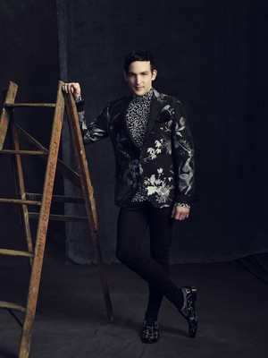 Robin Lord Taylor ~ 'Gotham' Cast Photoshoot