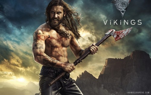 Vikings (serie tv) wallpaper called Rollo wallpaper