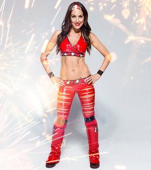 Royal Rumble Ready - Brie Bella