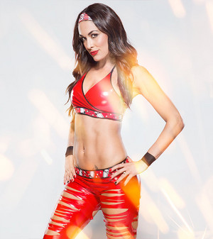 Royal Rumble Ready - Brie Bella