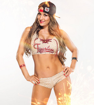 Royal Rumble Ready - Nikki Bella