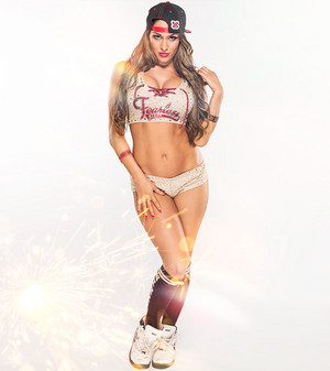 Royal Rumble Ready - Nikki Bella