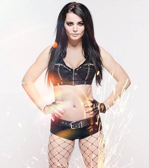 Royal Rumble Ready - Paige