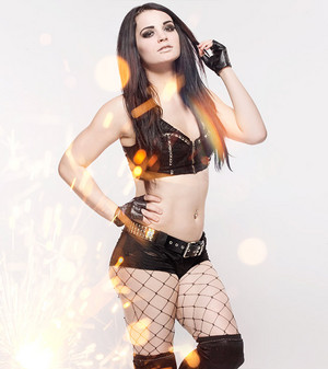 Royal Rumble Ready - Paige