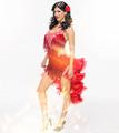 Royal Rumble Ready - Rosa Mendes - wwe-divas photo