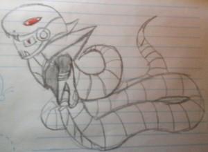 Ruby spears snakeman naga