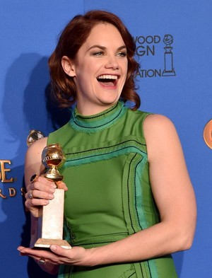Ruth Wilson// Golden Globe Award Winner for Best TV Drama Actress