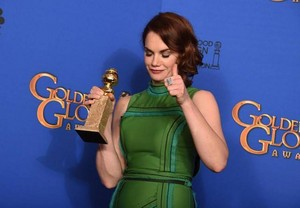 Ruth Wilson// Golden Globe Award Winner for Best TV Drama Actress