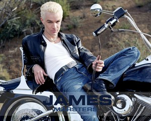 SPIKE THE VAMPIRE /JAMES MARSTERS