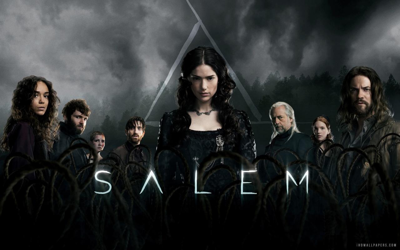 Salem achtergrond