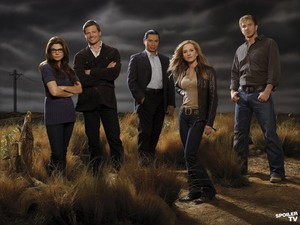 Saving Grace Cast