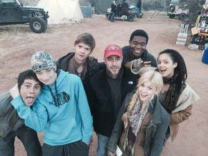 Scorch Trials Cast ♥