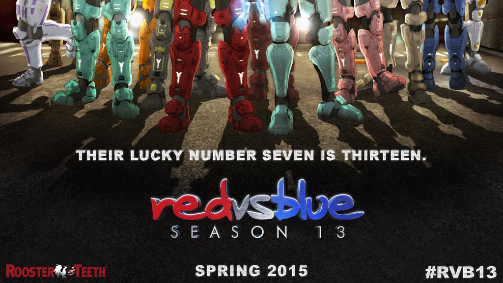 Red Vs Blue Images Season 13 Teaser Hd Wallpaper And Background