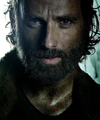 Rick Grimes Hintergrund entitled Season 5 Promo