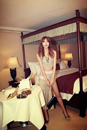 Sexy Sooyoung Nylon Magazine❤ ❥