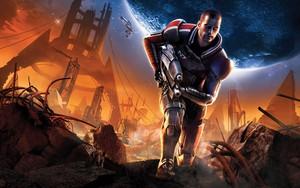 Shepard - Mass Effect 2