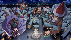 Shingeki no Kyojin CHRISTMAS!~