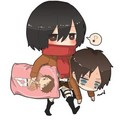 Shingeki no Kyojin!~ - shingeki-no-kyojin-attack-on-titan photo